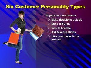 SixCustomerPersonalityTypes 300x225 Six+Customer+Personality+Types