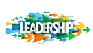 leadership 300x171 LEADERSHIP overlapping vector letters icon with arrows background