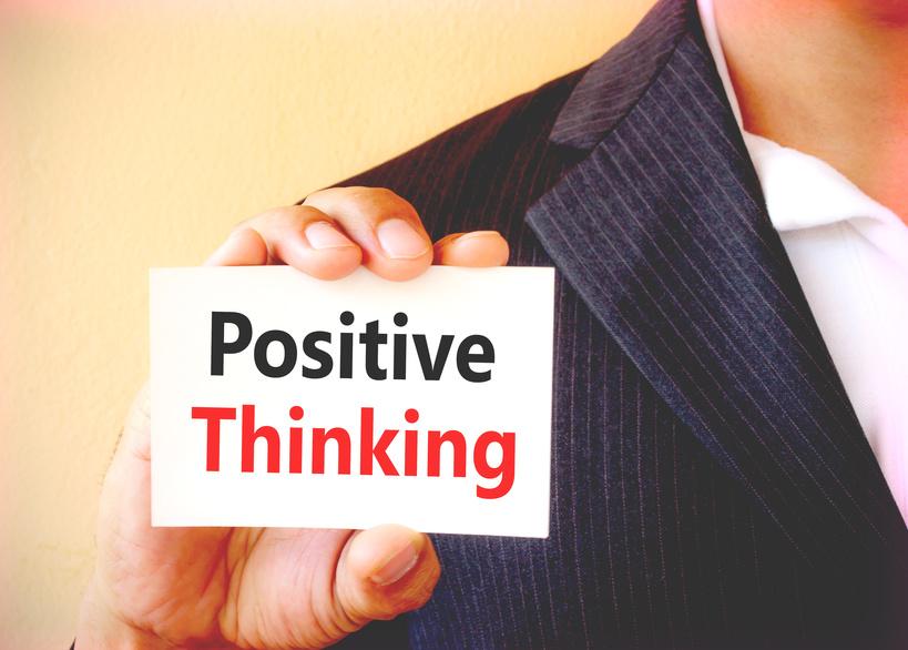 روشهای تفکر مثبت